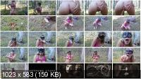 Defecation: (Brown wife) - Unity with nature [FullHD 1080p] - Solo, Outdoor
