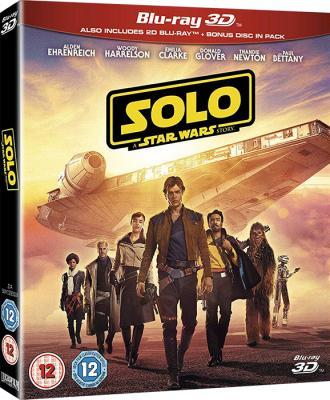 Хан Соло: Звёздные войны. Истории / Solo: A Star Wars Story (2018) BDRip 1080p от Ash61 | 3D-Video | halfOU | Лицензия