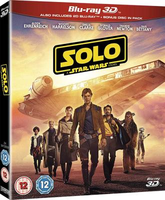 ��� ����: ������� �����. ������� / Solo: A Star Wars Story (2018) BDRip 1080p �� Ash61 | 3D-Video | halfOU | ��������